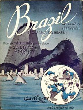 AQUARELA DO BRASIL - GAL COSTA - YouTube
